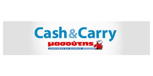 CASH AND CARRY ΜΑΣΟΥΤΗΣ